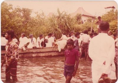 Parappaduwa Nuns' Island 1984.